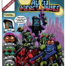 Alien Mercenaries Fall Special 2012