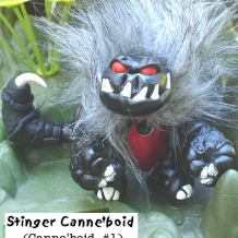 Canne'boids 1st Release August of 2011